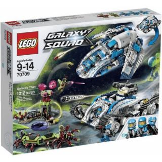 LEGO Space Galactic Titan Play Set