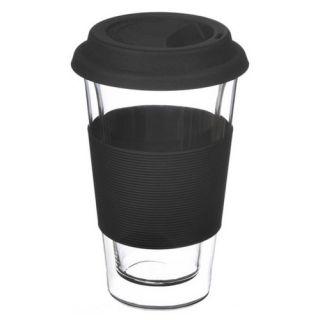 Grosche Glassen Glass Travel Mug by Grosche International