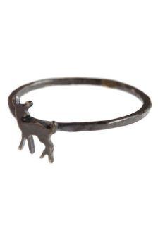 Honey I Shrunk the Deer Ring  Mod Retro Vintage Rings