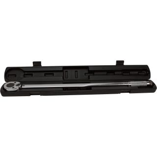 Performance Tool 3/4in. Drive Torque Wrench — 50–300 Ft.-Lbs., Model# M203  Torque Wrenches