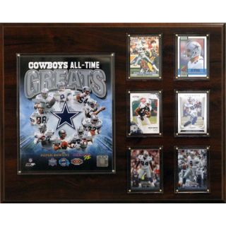 Collectibles NFL Dallas Cowboys All Time Greats Photo Plaque