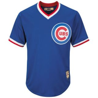 Chicago Cubs Majestic Youth Cooperstown Collection Jersey   Royal Blue