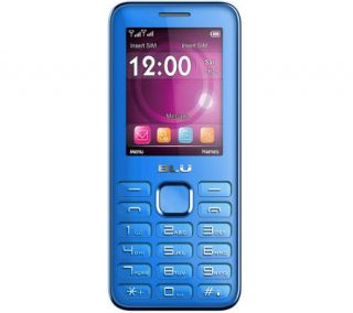 BLU Diva II Unlocked GSM Cell Phone —