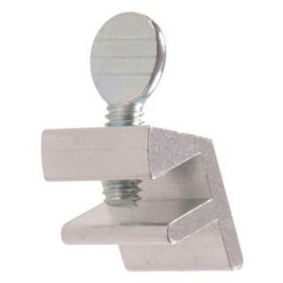 The Hillman Group Movable Window Stop in Aluminum (5 Pack) 853101.0