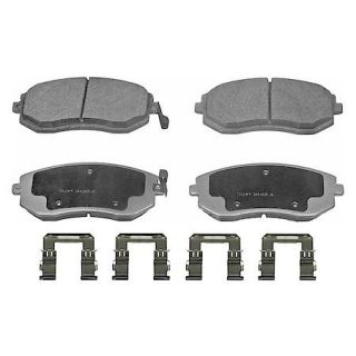Wagner ThermoQuiet Ceramic Brake Pads   Front (4 Pad Set) PD929A