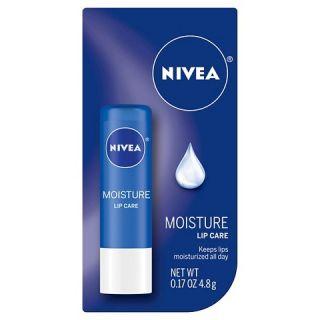 Nivea Moisture Lip Care   .17 oz