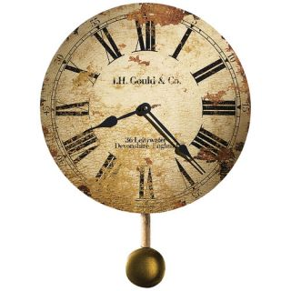 Howard Miller Moment In Time 13 Wall Clock