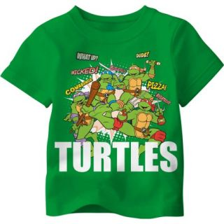 Teenage Mutant Ninja Turtles Toddler Boys' Graphic Tee Shirt   Online Exclusive