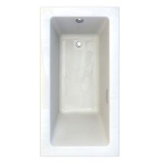 American Standard 2932.068C D4.020 Studio 60 x32 EverClean Air Bath in White with 4 Profile