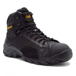 CAT Footwear Argon Hi WP Comp Toe  Men's   Black WP Leather