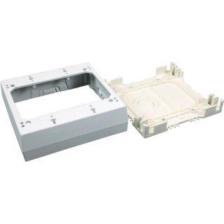 Wiremold 2 Gang Box   19119833 Big
