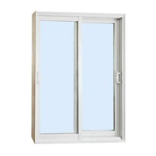 Stanley Doors 72 in. x 80 in. Double Sliding Patio Door Clear Low E 600001