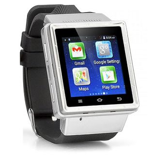 Indigi® (Factory Unlocked) 3G Smartwatch & Phone Android 4.4 KitKat