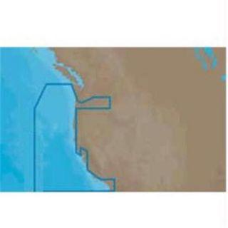 C MAP NT+ NA C612   Ensenada, MX to Cape Flattery, WA   Furuno FP Card NT+ Wide