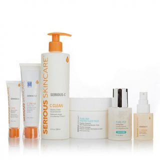 Serious Skincare Illuminate A Younger Looking You Kit   7899672