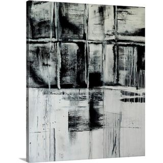 Looking Through by Erin Ashley Wall Art on Gallery Wrapped Canvas by