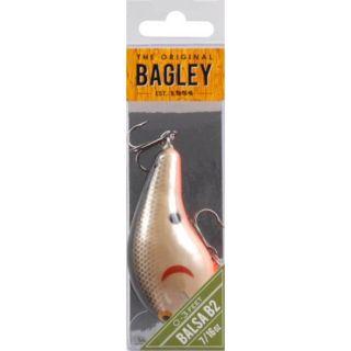 Bagley Bait Balsa B2 Shad 3D, 7/16 Ounce