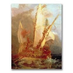 Joseph Turner Ulysses Deriding Polyphemus Canvas Art   14501078