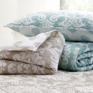 Birch Lane Alice Blue Quilted Bedding Collection