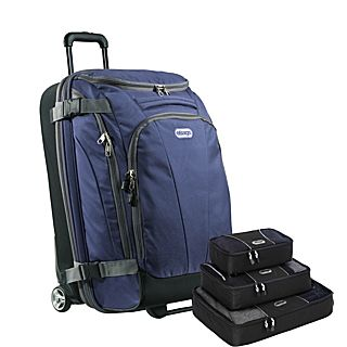 Value Set:  TLS Junior 25 Wheeled Duffel + Packing Cube