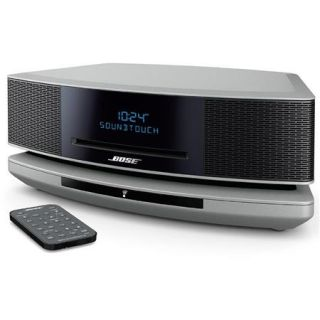 Bose Wave SoundTouch Music System IV, Platinum Silver 738031 1310