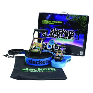 50' Slackers Slackline Eclipse Trick Line    Brand 44