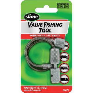 Slime Tire Valve Fishing Tool — Model# 20075  Tire Repair   Sealant
