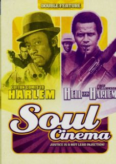 Cotton Comes To Harlem/Hell Up In Harlem (DVD)  ™ Shopping
