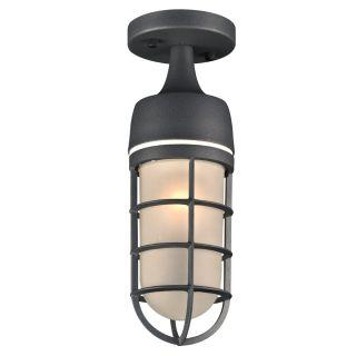 PLC Lighting 8052BZ118GU24 Cage 13 1 Light GU24 Outdoor Wall Mount