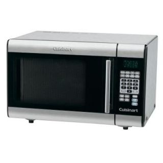 Cuisinart 1.0 cu. ft. Countertop Microwave in Stainless Steel CMW 100