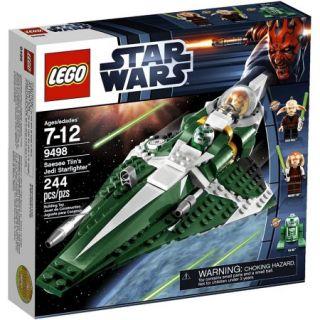 LEGO Star Wars Saesee Tiin's Jedi Starfighter Play Set