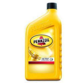 Pennzoil 20W50 Conventional Motor Oil, 1 qt