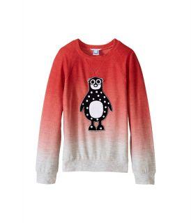 Little Marc Jacobs Fleece Sweatshirt With Animal Little Kids Big Kids