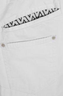 Lace paneled mid rise skinny jeans  Vinti Andrews
