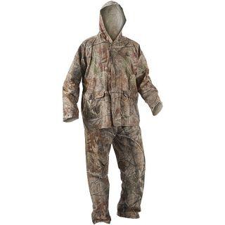 Remington PVC Adult Rain Suit, Camouflage, XL/XXL