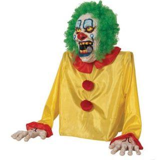 2' Tall Smokey The Clown Animated Fogger