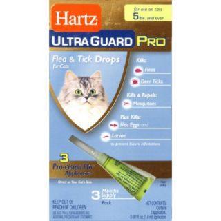 Hartz UltraGuard Pro Flea and Tick Drops for Cats