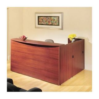 Hyperwork Reception Desk by High Point Furniture