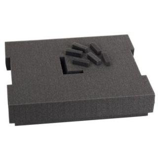 Bosch Pre Cut Foam Insert for L Boxx2 Foam 201