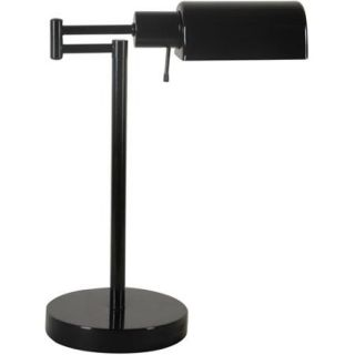 Mainstays Swing Arm Desk Lamp with CFL bulb included