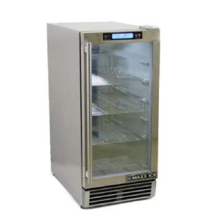 Maxx Ice 14.75 in. 28 Bottle Wine Cooler MCWC28 O