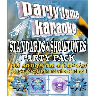 Standards and Show Tunes Party Pack (#2)