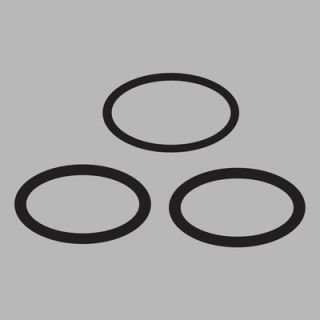 Delta Replacement O Ring for Two Handle Kitchen Faucets   RP2055