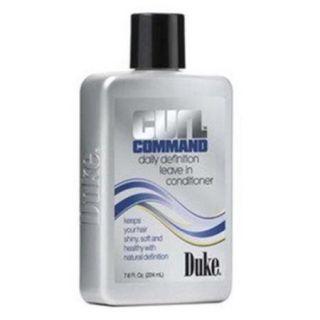 Duke Curl Command Daily Leave In Conditioner, 7.6 oz