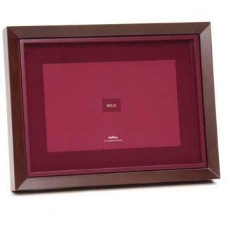 Swing Milo Wood Frame,Bordeaux Accent, 4x6in Photo FRMILBD4600SSSW