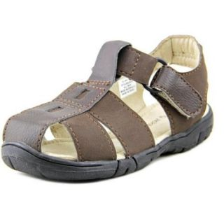 Jumping Jacks Sand Lot Youth US 12 W Brown Sandals