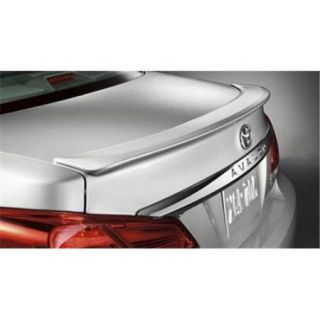 Elite ABS281A 1F7 Toyota Avalon 2011 2012 Flush Mount Factory Style Spoiler Painted, Classic Silver Metallic