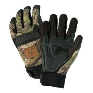John Deere Anti vibration X Large Knuckle Gloves JD00011/XL