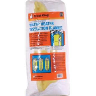 Frost King 2in Thick Water Heater Blanket (SP57/67)   Water Heater Blankets