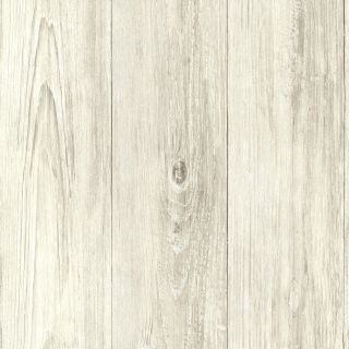 Brewster Home Fashions The Cottage Mapleton 33 x 20.5 Wood Wallpaper